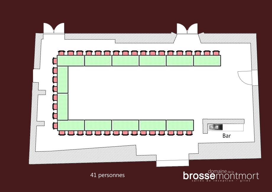 Brosse montmort accueil for Plan de table savoir vivre